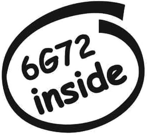 6G72 Inside