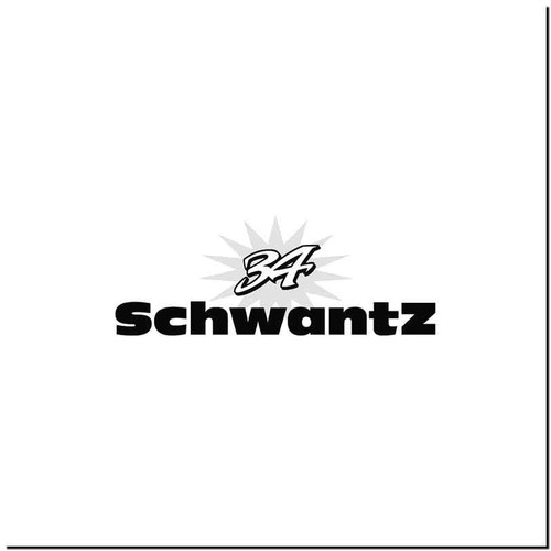 34 Schwantz Schwantz Vinyl Decal Sticker Size option will determine the size from the longest side Industry standard high performance calendared vinyl film Cut from Oracle 651 2.5 mil Outdoor durability is 7 years Glossy surface finish