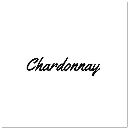 Chardonnay Vinyl Decal Sticker Size option will determine the size from the longest side Industry standard high performance calendared vinyl film Cut from Oracle 651 2.5 mil Outdoor durability is 7 years Glossy surface finish