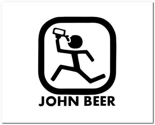 John Beer Vinyl Decal Sticker Size option will determine the size from the longest side Industry standard high performance calendared vinyl film Cut from Oracle 651 2.5 mil Outdoor durability is 7 years Glossy surface finish