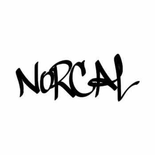 Norcal JDM Japanese Vinyl Decal Sticker 2  Size option will determine the size from the longest side Industry standard high performance calendared vinyl film Cut from Oracle 651 2.5 mil Outdoor durability is 7 years Glossy surface finish