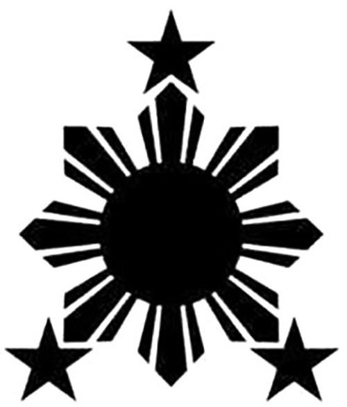 Philippines Sun Flag