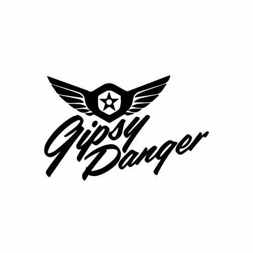 Pacific Rim Gipsy Danger Vinyl Decal Sticker  Size option will determine the size from the longest side Industry standard high performance calendared vinyl film Cut from Oracle 651 2.5 mil Outdoor durability is 7 years Glossy surface finish