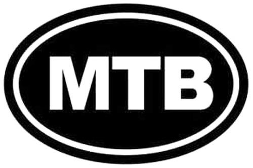 MTB Mountain Bike Oval