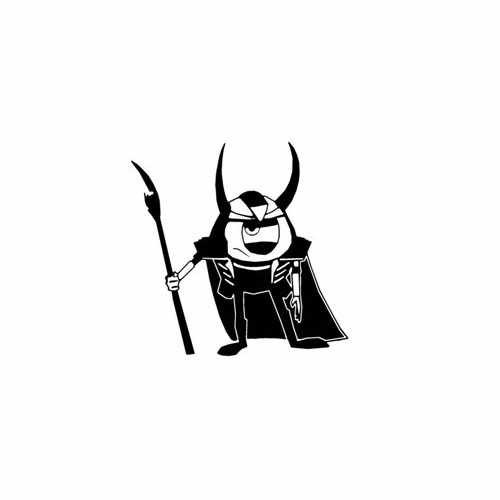 Mike Loki  Vinyl Decal Sticker  Size option will determine the size from the longest side Industry standard high performance calendared vinyl film Cut from Oracle 651 2.5 mil Outdoor durability is 7 years Glossy surface finish