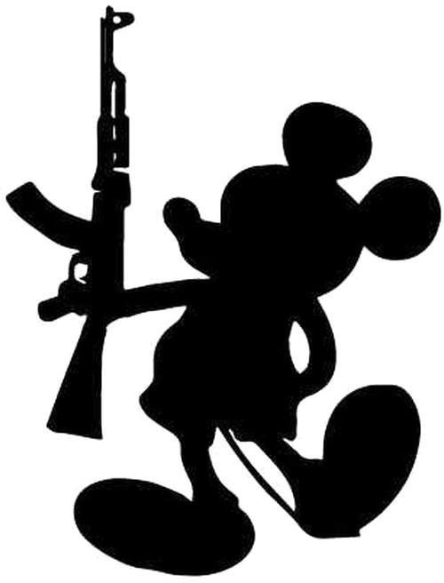 Mickey AK47