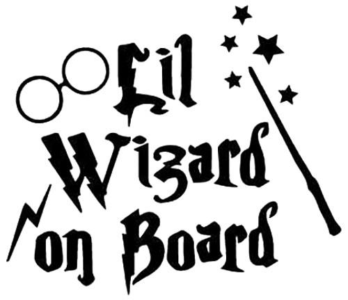 Lil Wizard On Board