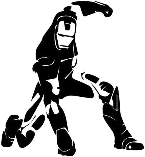 Iron Man Style 3