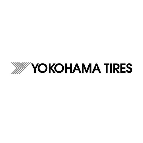 Yokohama Tires Decals  Vinl Decal Car Graphics Made from only the best quality vinyl Glossy Outdoor lifespan 5 -7 years Indoor lifespan is much longer Easy application