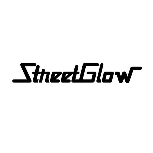 Streetglow Decals 01  Vinl Decal Car Graphics Made from only the best quality vinyl Glossy Outdoor lifespan 5 -7 years Indoor lifespan is much longer Easy application