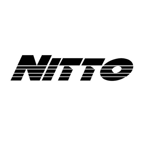 Nitto Extreme Tires Decals  Vinl Decal Car Graphics Made from only the best quality vinyl Glossy Outdoor lifespan 5 -7 years Indoor lifespan is much longer Easy application