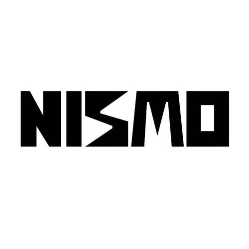 Nismo Decals 01  Vinl Decal Car Graphics Made from only the best quality vinyl Glossy Outdoor lifespan 5 -7 years Indoor lifespan is much longer Easy application