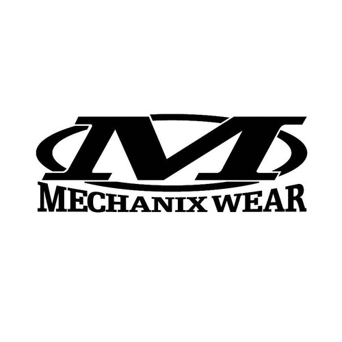 Mechanix Wear Decals  Vinl Decal Car Graphics Made from only the best quality vinyl Glossy Outdoor lifespan 5 -7 years Indoor lifespan is much longer Easy application