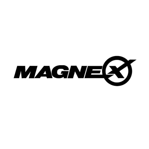 Magnex Decals  Vinl Decal Car Graphics Made from only the best quality vinyl Glossy Outdoor lifespan 5 -7 years Indoor lifespan is much longer Easy application