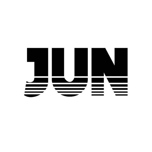 JUN Decals  Vinl Decal Car Graphics Made from only the best quality vinyl Glossy Outdoor lifespan 5 -7 years Indoor lifespan is much longer Easy application