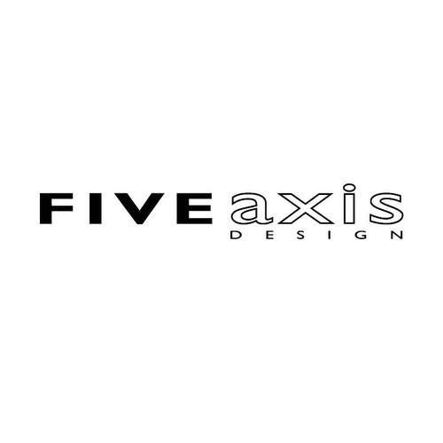 Fiveaxis Wheels Decals  Vinl Decal Car Graphics Made from only the best quality vinyl Glossy Outdoor lifespan 5 -7 years Indoor lifespan is much longer Easy application