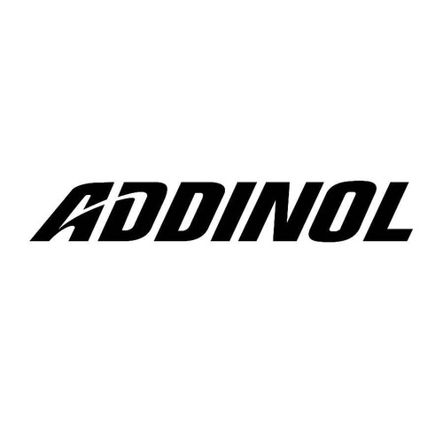 Addinol Lubricants Performance Decals  Vinl Decal Car Graphics Made from only the best quality vinyl Glossy Outdoor lifespan 5 -7 years Indoor lifespan is much longer Easy application