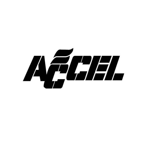 Accel Performance Decals 02  Vinl Decal Car Graphics Made from only the best quality vinyl Glossy Outdoor lifespan 5 -7 years Indoor lifespan is much longer Easy application