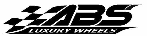 ABS Wheels Decals Vinyl Decal