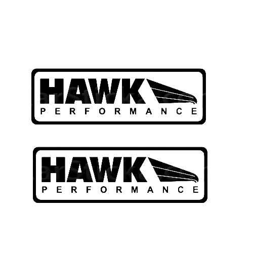 Hawk Sticker Made from only the best quality vinyl Glossy Outdoor lifespan 5 -7 years Indoor lifespan is much longer Easy application