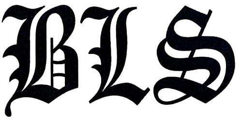 BLACK LABEL SOCIETY FLAG VINYL DECAL STICKER CUSTOM SIZE AND COLOR