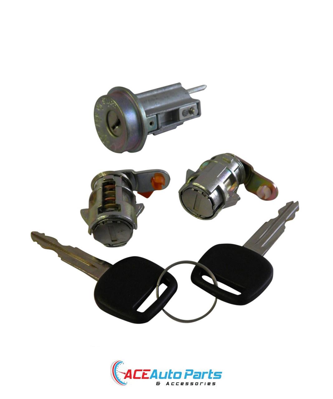 Ignition barrel + door locks for Toyota Hilux 1988-1997