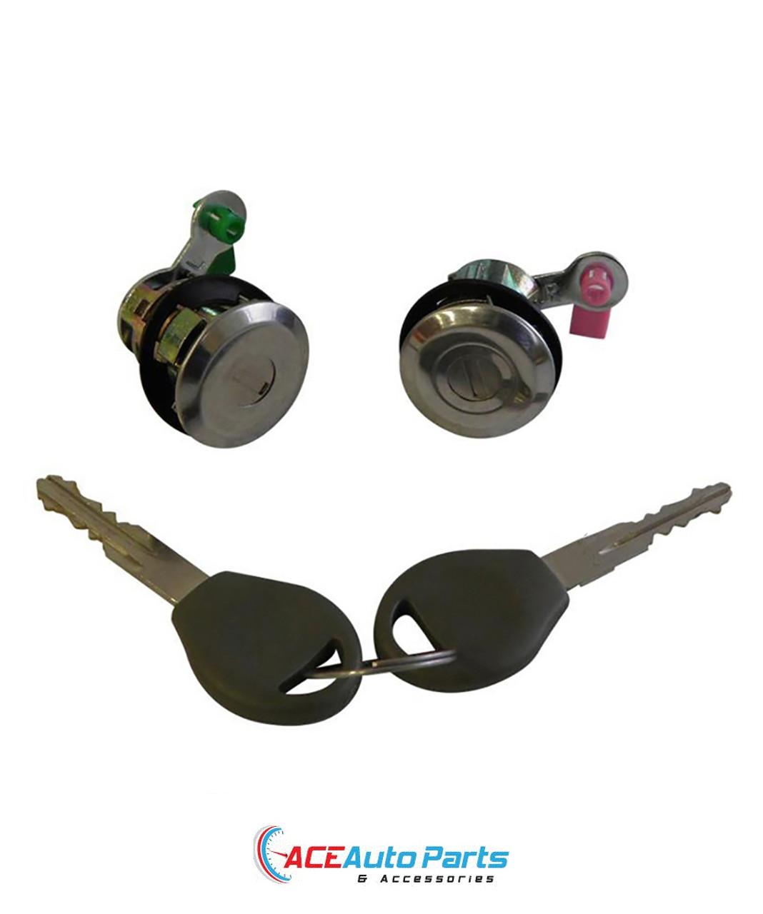 Door locks set For Nissan Navara D22