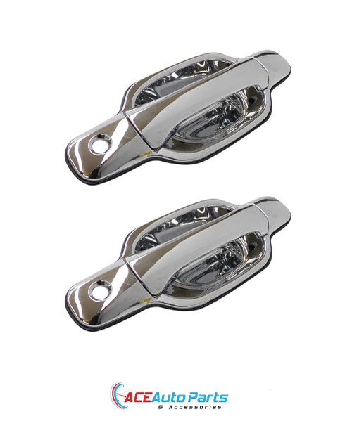 Front Door Handles For Holden Rodeo RA 2003-2008 Left + Right