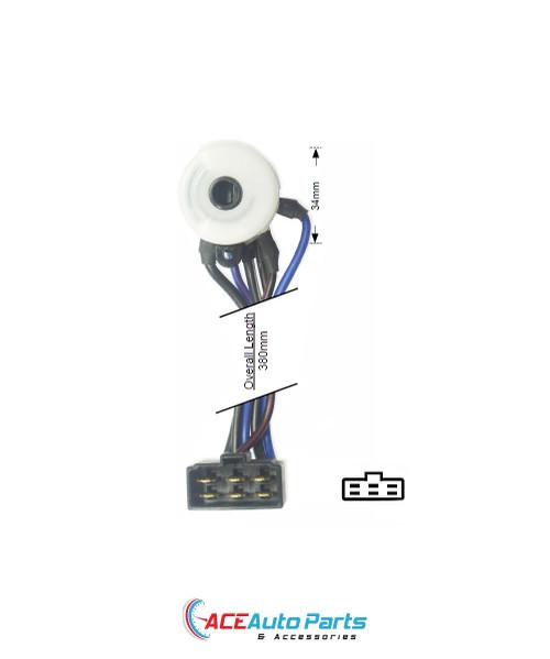 Ignition Switch For Mitsubishi Sigma + Scorpion + Cordia + Nimbus