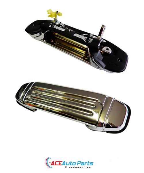 Right Front Door Handle For Mitsubishi Pajero NH + NJ + NK + NL 1991-2000