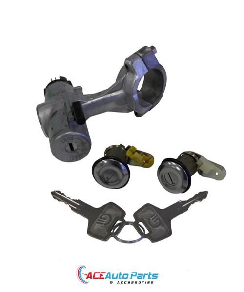 Ignition lock + switch + door locks for Nissan Navara D21