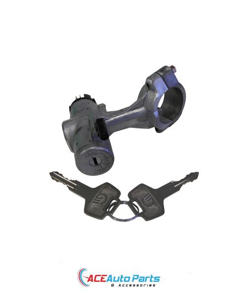 Ignition barrel  + switch for Nissan Navara D21