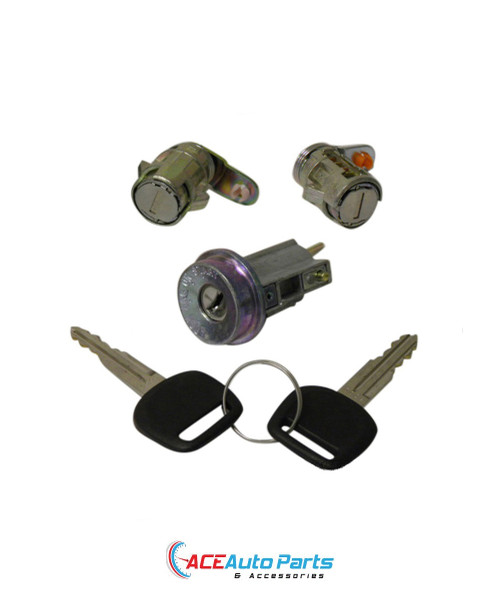 Ignition barrel + door locks for Toyota Hilux 1997-2005