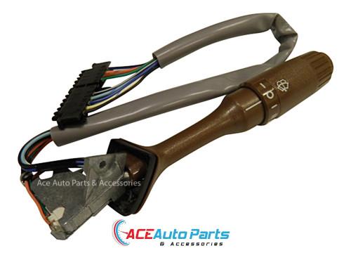 New Indicator Wiper Hi Beam Stalk Switch For Holden Commodore VB VC Dark Brown
