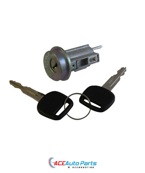 Ignition barrel With Keys For Hilux 1988 to 1997