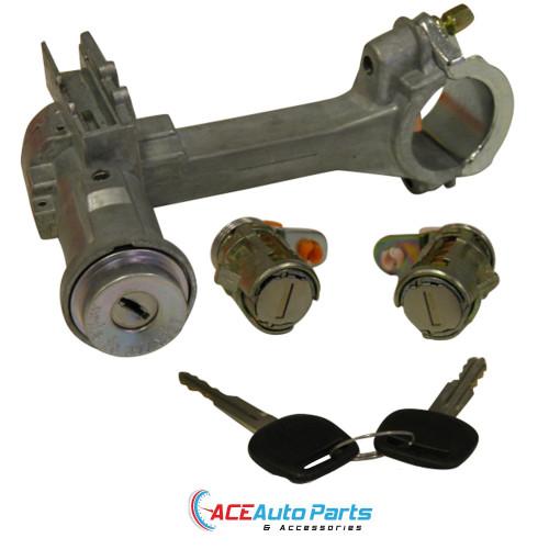 Ignition + Door Locks Set For Toyota Hilux
