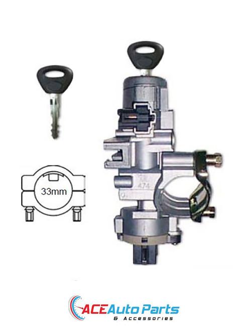 Ignition Barrel + Switch for Mazda Bravo + B Series 11/2002 to 07/2007