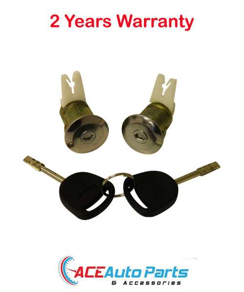 Door locks for Ford Falcon XG XH ute and panel van. New Pair with keys.
