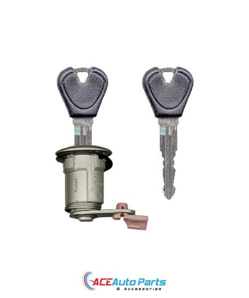 Hatch tailgate lock for Ford Festiva  94-03