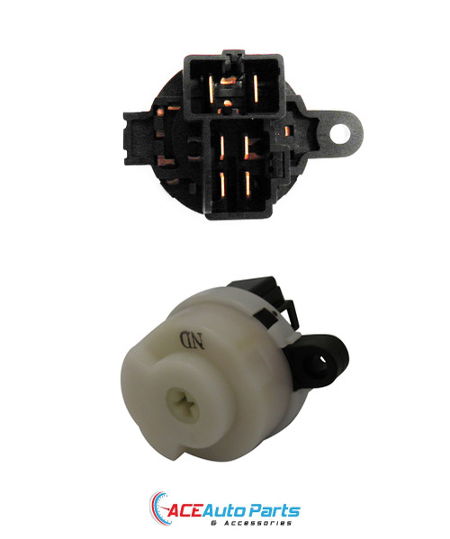 New Ignition Switch For Mazda 323 05/99 to 03/04 Manual