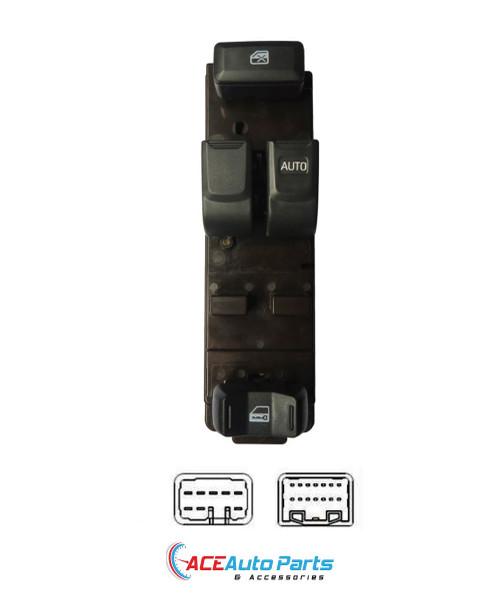 New Power Window Switch For Isuzu D-Max Single Cab 2003-2011