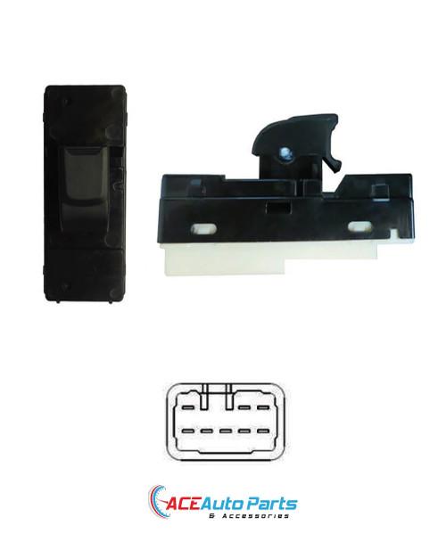 New Power Window Switch For Isuzu D-Max 2003-2011