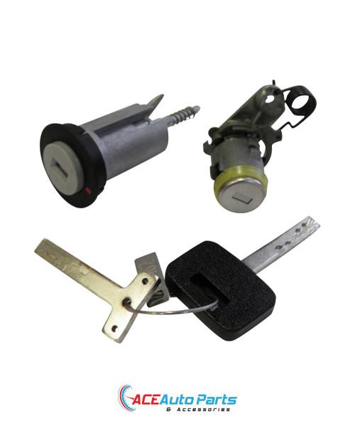 Ignition Barrel + Door Lock Set For Holden Commodore VS Sedan+Wagon+Ute
