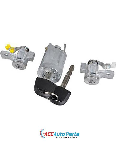 Ignition Barrel + Door Locks For Holden Rodeo RA
