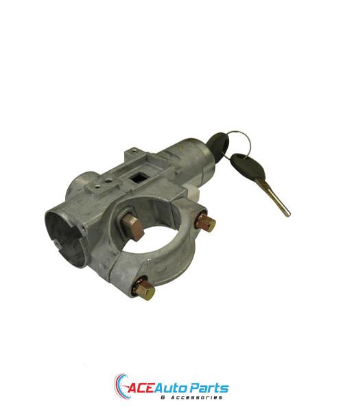 Ignition Barrel Lock Nissan Navara D22 03/97 to 05/06 New With 2 Keys