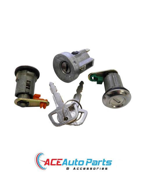 Ignition Barrel + Door Locks For Holden Rodeo KB 04/82 to 07/87