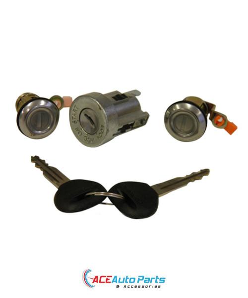 Ignition Barrel + Door Locks For Mitsubishi Triton MK