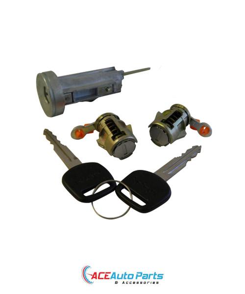 Ignition barrel + door locks for Holden Nova LE + LF