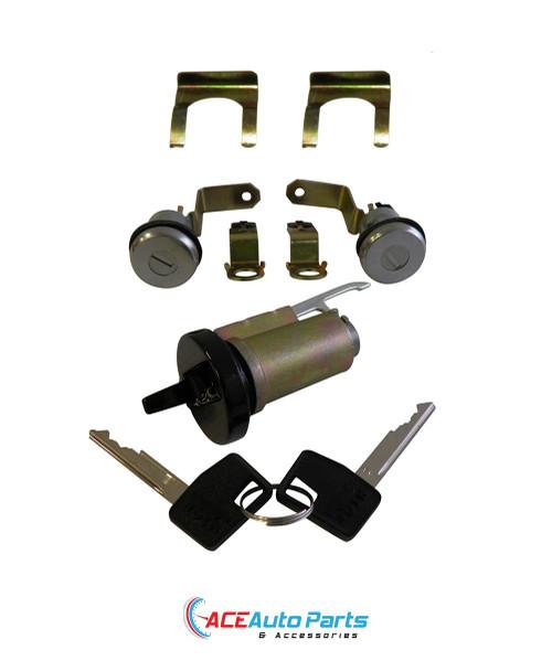 Ignition Barrel + Door Locks For Holden Torana UC