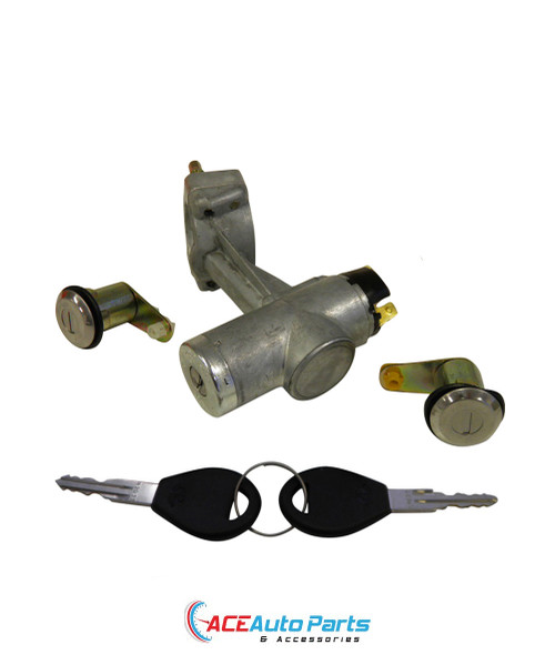 Ignition Barrel + Door Locks For Datsun 120Y